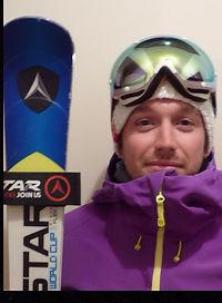 Blake Williams Ski Race Coach