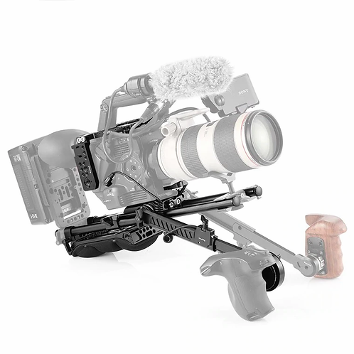 Smallrig Shoulder mount for FS5 w/ Vmount