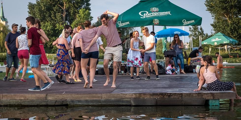 Letní swingové tančírny v Biotopu Radotín !!!ZRUŠENO!!!