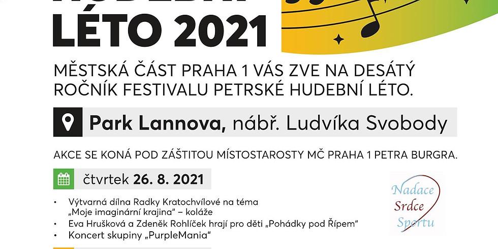 10. Petrské hudební léto 2021