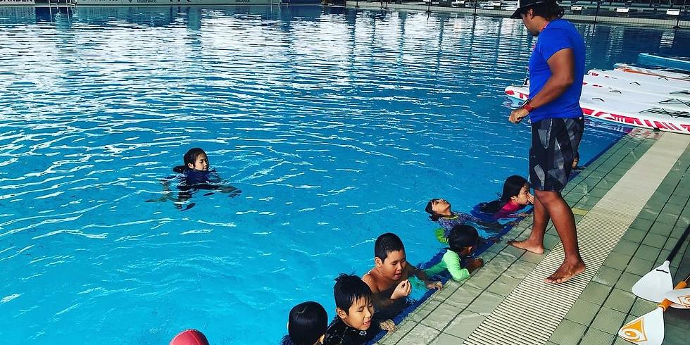 Let's Walk on Water- Kids