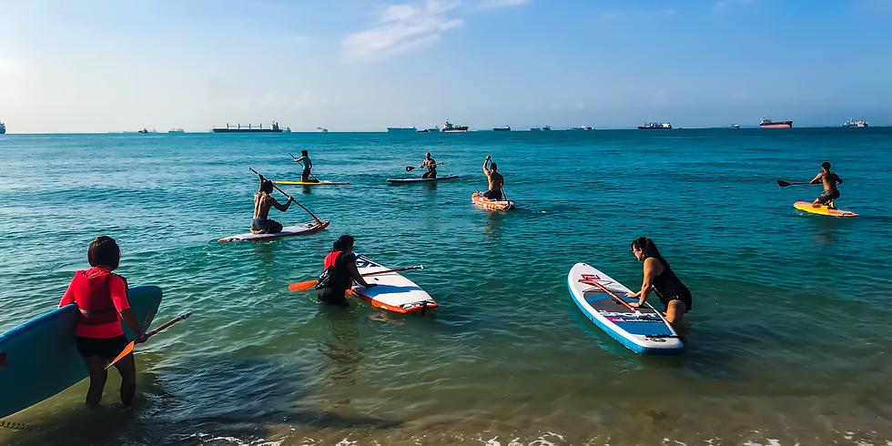 SUP Starter Course (Open Water) Pasir Ris