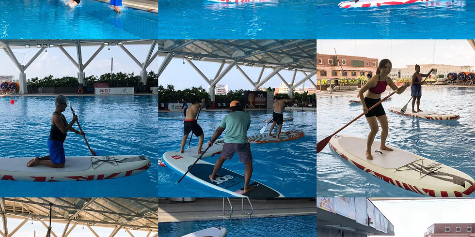 Let's Walk On Water (Beginner)- 3 sessions