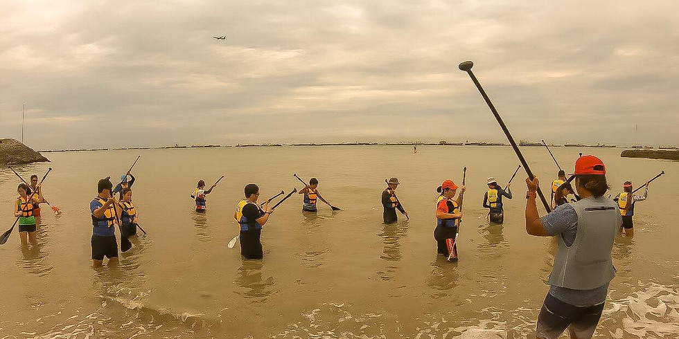 SUP Starter Course (Open Water) East Coast Park