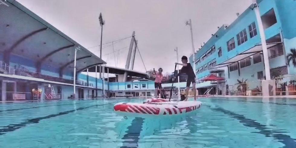 Let's Walk on Water- Kids (SUP)