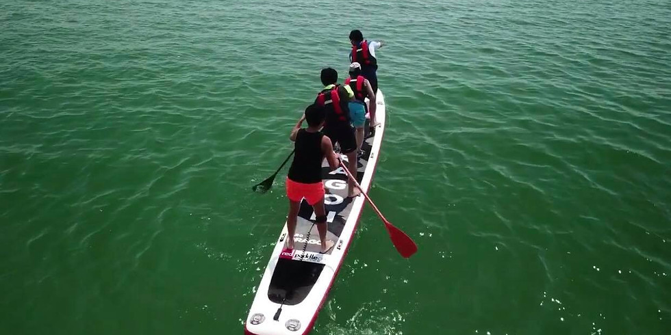 Mother's Day Special on Dragon SUP (2 pax for the price of 1)