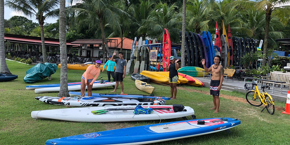 Pasir Ris Beach   Beginner