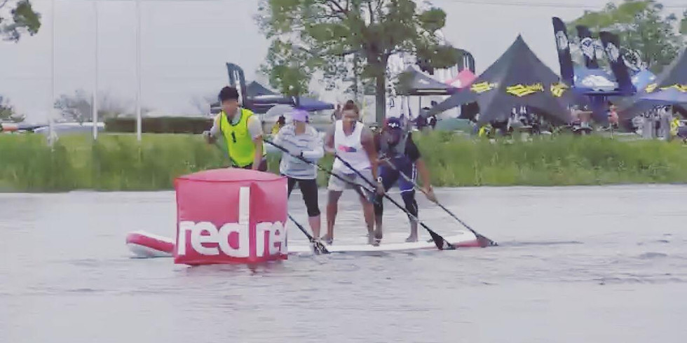 Playtime On Dragon SUP Board