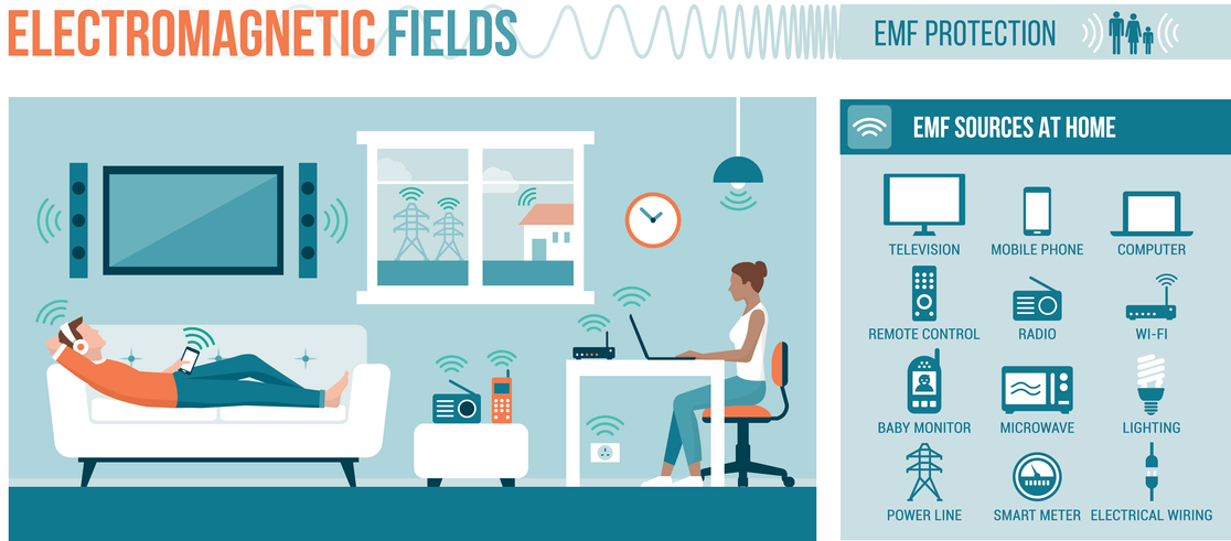 Electromagnetic Fields, Effects, and Ways to Avoid Them