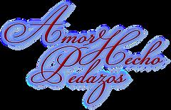 Amor Hecho Pedazos Logo