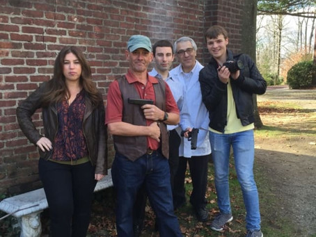 The Daily Voice: Larchmont-Mamaroneck TV Station Airs Teen's Monster Drama, 'The Rascal'