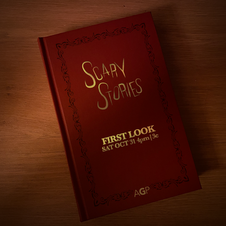 SCARY STORIES FIRST LOOK Coming This Week!