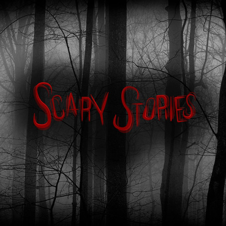 "IT'S OFFICIAL! ""Scary Stories"" is coming soon!"