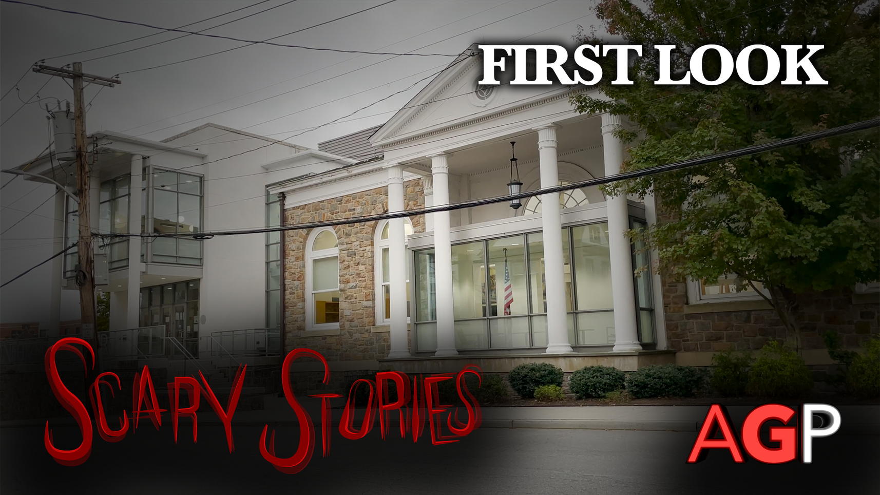First Look   SCARY STORIES