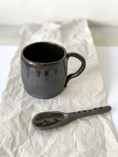 Midnight Drip Mug