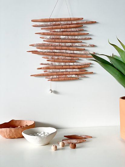 Rolled Wall Hanging