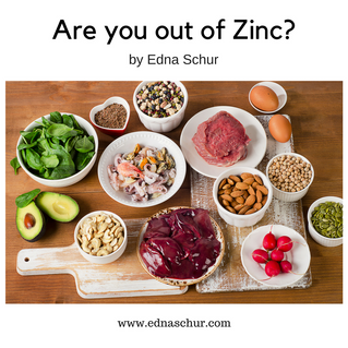 "Are you out of ""Zinc""?"