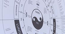 TCM Organuhr, Yin und Yang