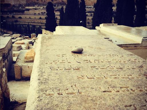 Chapter XVI: Farewell, Jerusalem