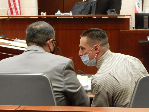Verdict delayed in Fagundes trial; defendant's past comes to light