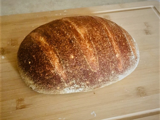 Pandemic sourdough and parallel thinking: How we're all plugged in to the motherboard
