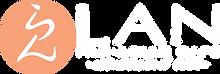 LAN_LOGO2019 - est1999 cursive -side whi