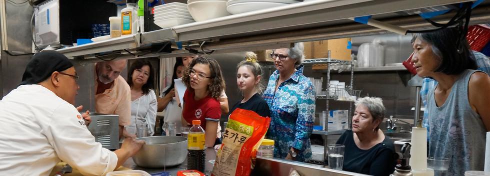 September 2018 - Cooking Class