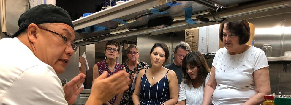 November 2018 - Cooking Class
