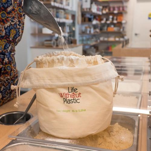 Large Flour Bulk Bag