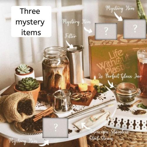 Three Mystery Items