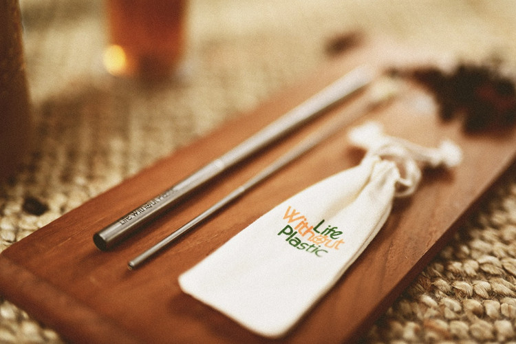Retractable Stainless Steel Straw