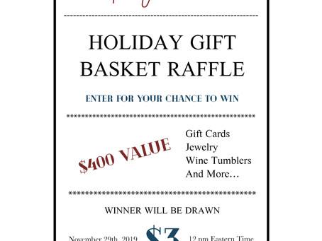 Holiday Gift Basket Sponsors