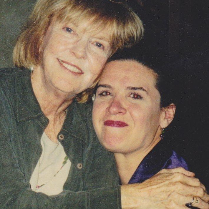 Anne Meara w Carol