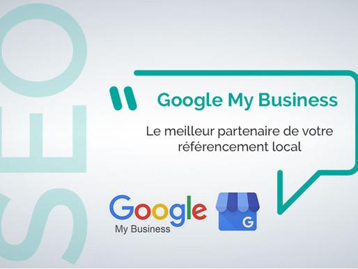 Comment utiliser Google My Business ?
