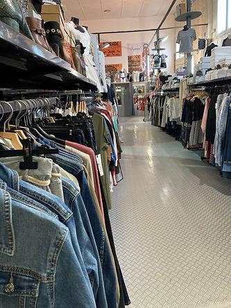 Rayon magasin Backside