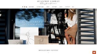Création d'un site E-shop