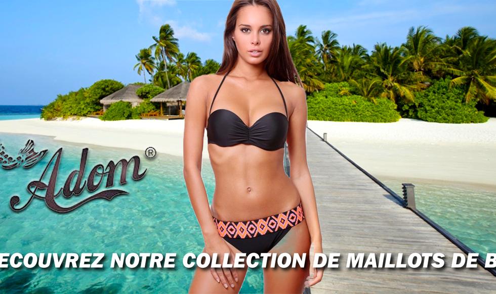Collection Maillots de bain