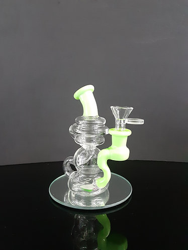 Recycler slime green