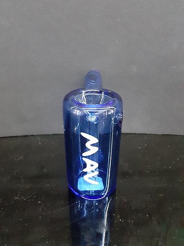MAV bubbler blue