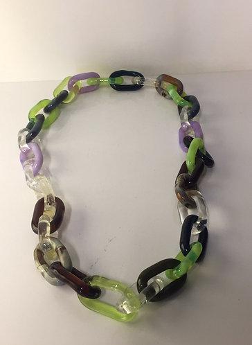 Glass Chain by @k2glassart