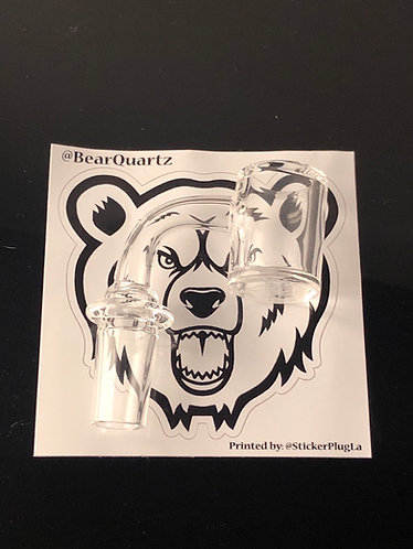 Bear quartz 14male 90°