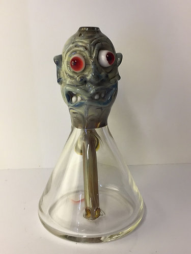 Monster by intinsic glass art