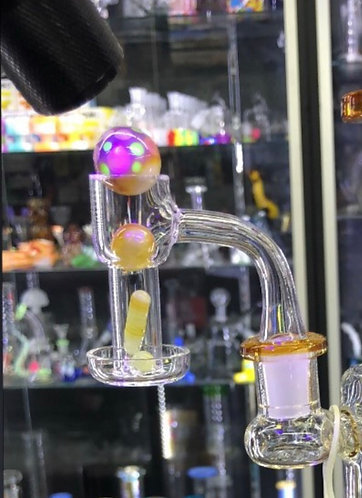 Marble set by @ndglassworkz 3 pcs