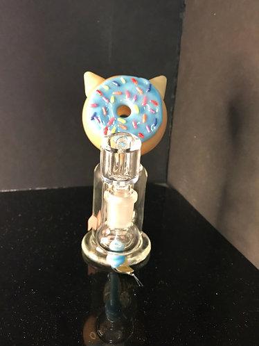 DoughNut art jammer by empire glass