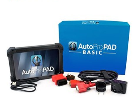 AutoProPAD BASIC Transponder Programmer—INC 1 YR UPDATES (XTOOL)