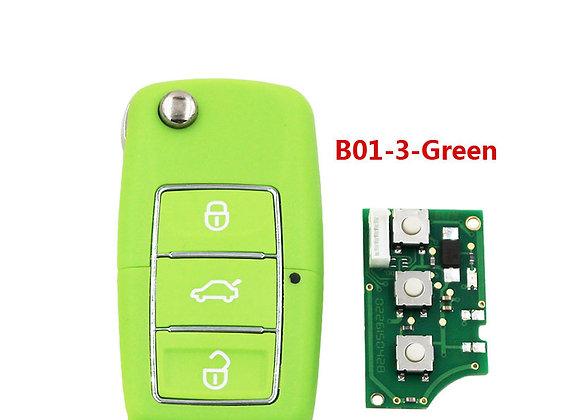 B01 Luxury Green KeyDiy