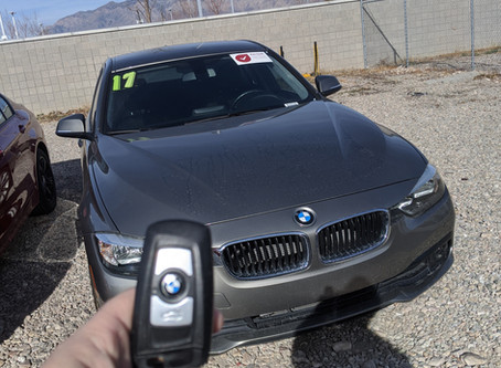 New BMW Certification Course