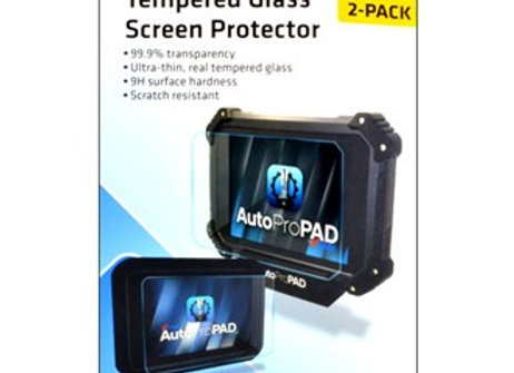 "AutoProPAD 8"" Tempered Glass Screen Protector"