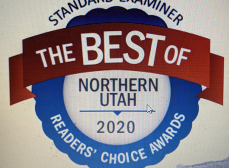 Key Man Wins 2020 Best of Northern Utah Award