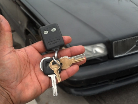 Key Man Lock & Safe Company Now Cuts And Programs Volvo Keys